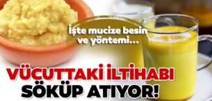 Vücutta İltihap Bırakmıyor! İşte İltihabı Bitiren En Etkili Besin…